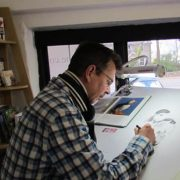 Jon Drawing